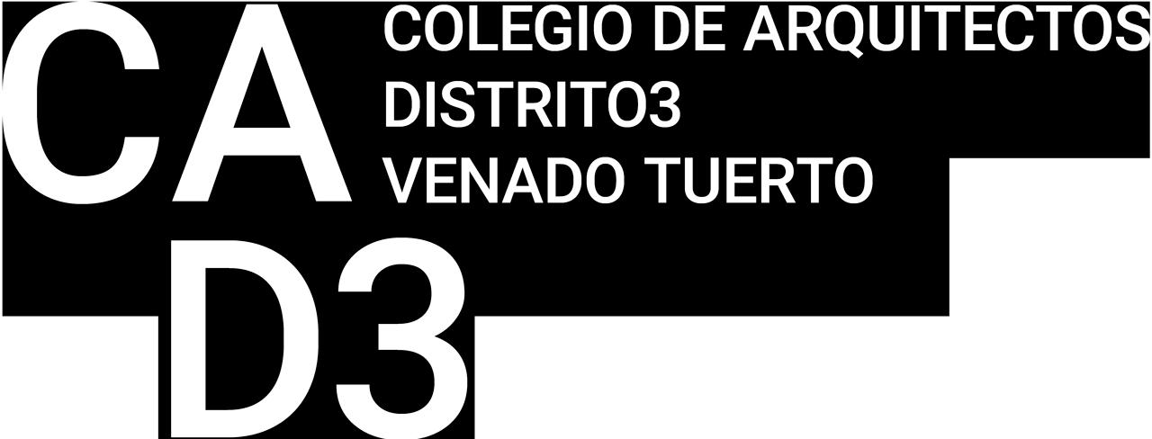 Colegio de Arquitectos Distrito 3 Venado Tuerto