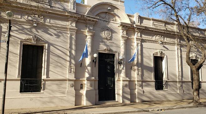 El Colegio de Arquitectos se reunió con Chiarella planteando inquietudes de los matriculados
