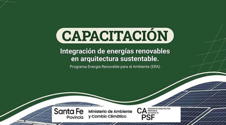 Integración de energías renovables en arquitectura sustentable